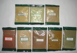 Natural Herbal Powders