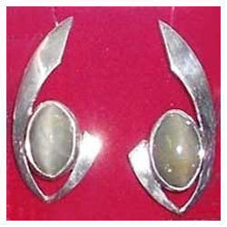 Cats Eye Stone Earrings