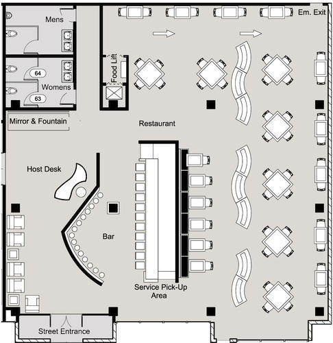 Hotel Space Planning
