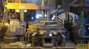 Electric Arc Furnace- Major Components