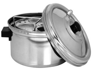 09090e4cc Stainless Steel Idli Cooker at Rs 499  piece(s)