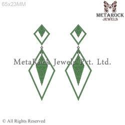 Fashion Gemstone Earring