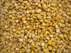 Dholpur Yellow Polished Marble Pebbles