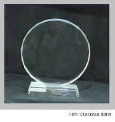 12cm Crystal Trophies