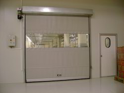 Mild Steel Speed Roll Up Entry Door For Industrial, Size/Dimension: 1000 X 6000 mm