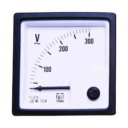 Analogue Voltmeters