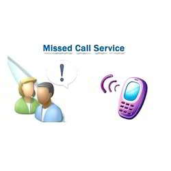 TRAI Missed Call Service