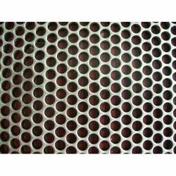 Perforated Screen Stainless Steel Perforated Screen
