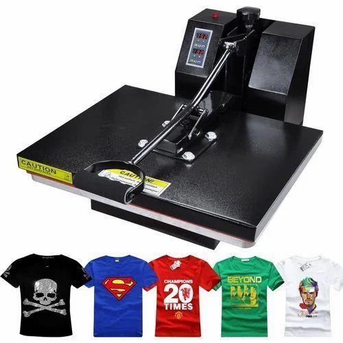 5ae19773 Digital T Shirt Printing Machine - M Square, Guwahati | ID: 9051755648