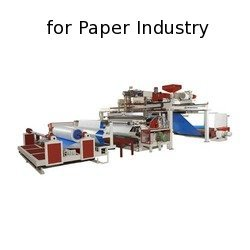 Paper Lamination Plant for Paper Industry