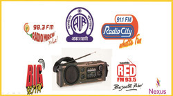 Outdoor Radio Channel Advertisement (Pan India), in Pune