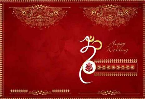 wedding card designing visiting card design service provider from