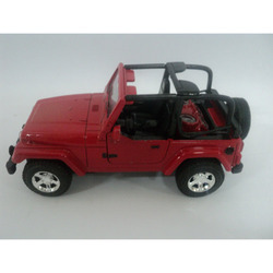 Diecast Turbo Jeep