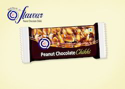 Peanut Chocolate Chikki