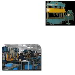 Rubber Moulding Press for Rubber Industry