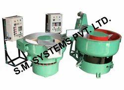 Automated Vibratory Finishing Systems