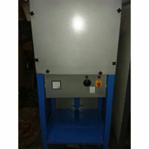 MS Semi Automatic Plate Making Machine