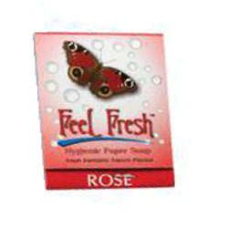 Rose Feel Fresh Soap Strips