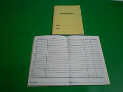 School Homework Diary - View Specifications & Details of