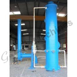 Gas Exhauster And Fume Scrubber