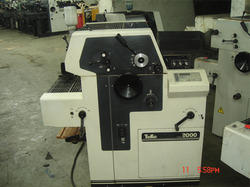 Toko 2000 Mini Offset Printing Machine