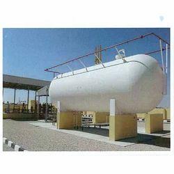 Nitrogen Buffer Vessel