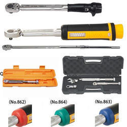 Ratchet Head Adjustable Type Torque Wrench