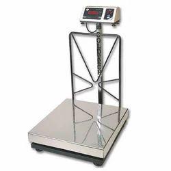 Goldtech Platform Weighing Machine, Capacity: 500 kgs