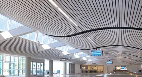 Linear Ceiling Systems लीनियर छत लीनियर छत लीनियर