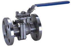 Flanged End Valves