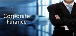 Corporate Financing Consultant