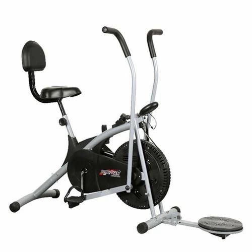 Gym Equipment Market In Delhi: Gym Air Bike At Rs 4450 /piece