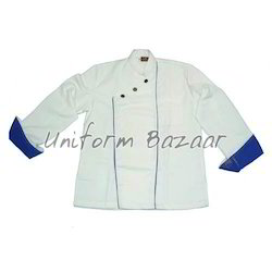 White Chef Coat CC-5