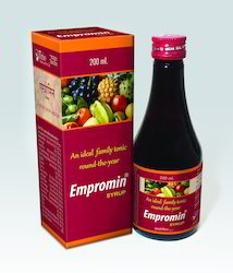 Herbal Tonic for All-Age-Group Round the Year - Empromin