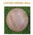 Leather 18 Panel Balls
