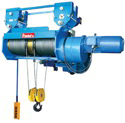 INDEF Higher Lift Wire Rope Hoist