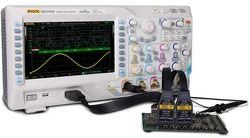 4ch. DSO with 350MHz,4GSa/s with 16ch. Logic Analyzer