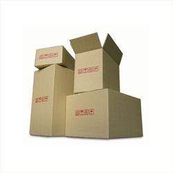 Brown Carton Boxes for Electronics