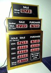 Electronic Display Board At Best Price In India