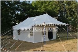 Swiss Cottage Tent & Swiss Cottage Tent in Jodhpur Rajasthan | Manufacturers ...