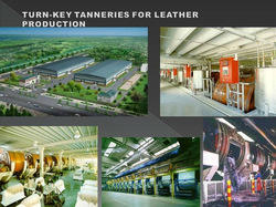 Turnkey Tannery Projects