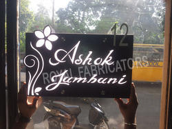 Name Plates Manufacturer from Udaipur