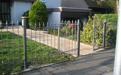 Ornamental Iron Fences And Railings
