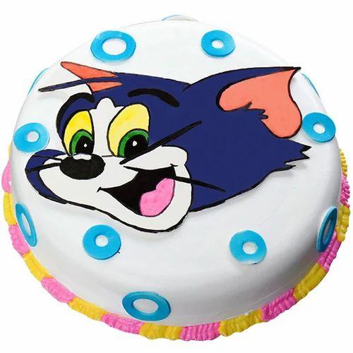 Tom Cat Cake Bakery Confectionery Products Karthik