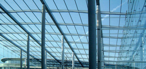 Roof Structure Glass Fitting Services in Vijay Enclave, Delhi, SS