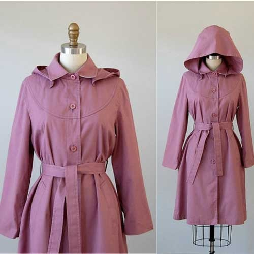 Women's Raincoats - Women's Nylon Raincoats Manufacturer from Kolkata