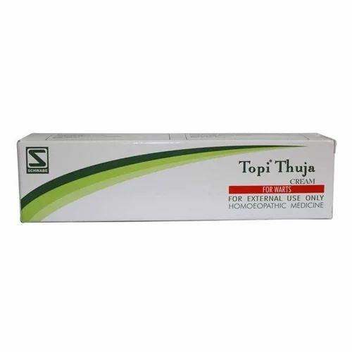 Topi Thuja Cream