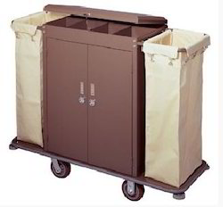 Hotel Housekeeping Trolley