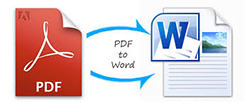 PDF to Word Conversion services