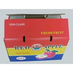 Fruits Corrugated Carton Box